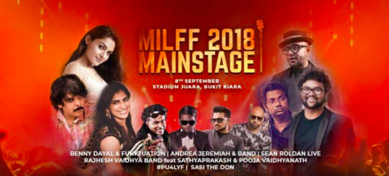 July 25, 2018 – Sean Roldan Talks About Liverpool, Mirchi Siva & Performing In Malaysia For The First Time
